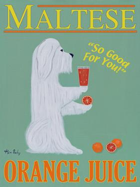 Maltese Orange Juice by Ken Bailey