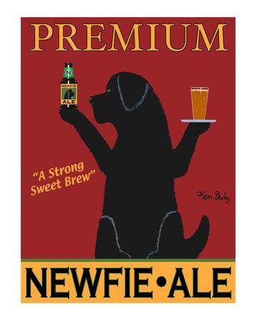 Newfie Premium Ale by Ken Bailey