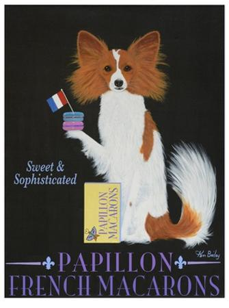Papillon French Macarons by Ken Bailey