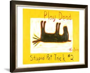Play Dead #2 by Ken Bailey