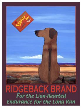 Ridgeback Brand by Ken Bailey