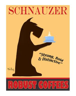 Schnauzer Premium Coffees by Ken Bailey