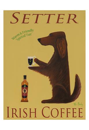 Setter Irish Coffee