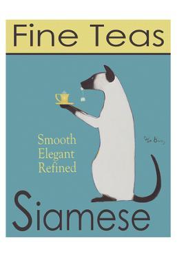 Siamese Fine Teas by Ken Bailey