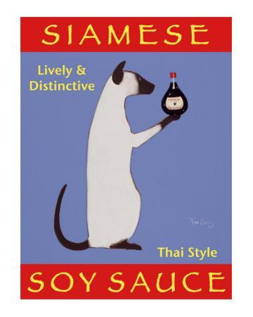 Siamese Soy Sauce by Ken Bailey