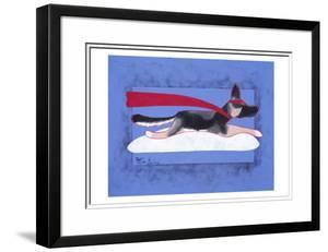 Super Shepherd by Ken Bailey