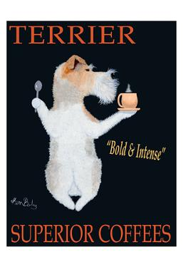 Terrier Superior Coffees by Ken Bailey