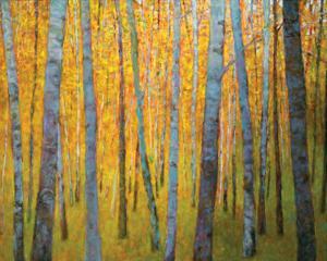 Forest Verticals by Ken Elliott