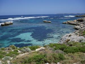 Rottnest Island, Perth, Western Australia, Australia, Pacific by Ken Gillham