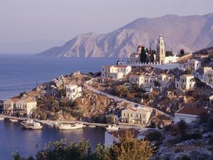 Simi Island, Dodecanese Islands, Greece by Ken Gillham