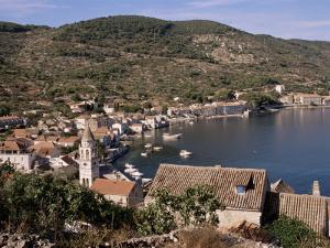 Vis, Vis Island, Adriatic, Croatia by Ken Gillham