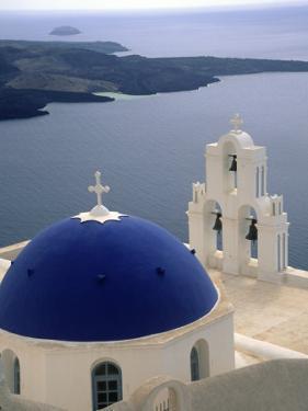 Church, Mykonos, Greece by Ken Glaser