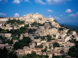 Gordes, Provence, FR by Ken Glaser