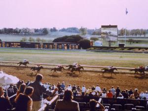 Keenland Racetrack, Lexington, KY by Ken Glaser