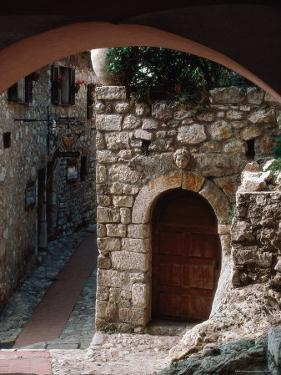 Stone Archway, Doorway, Provence, France by Ken Glaser