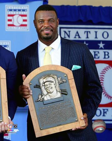 Ken Griffey Jr. 2016 MLB Hall of Fame Induction Ceremony