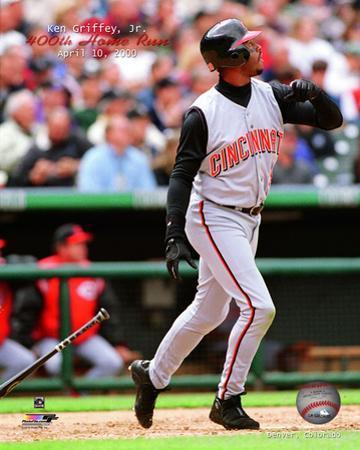 Ken Griffey Jr. 400th Home Run