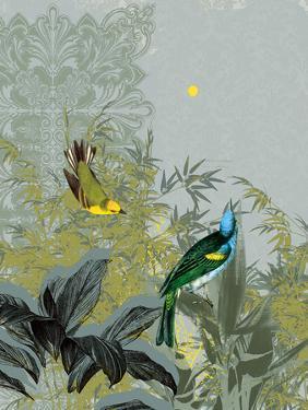 Birdsong at Dawn by Ken Hurd