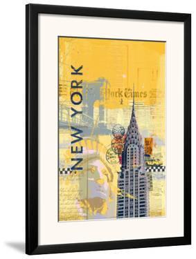 Cities I by Ken Hurd