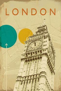 City Plans I by Ken Hurd