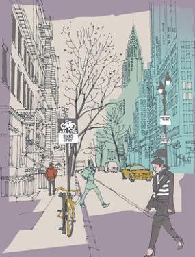 Hinterland New York by Ken Hurd