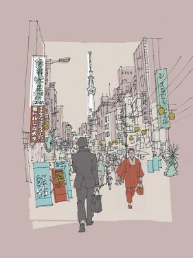 Hinterland Tokyo by Ken Hurd