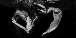 Grace Underwater by Ken Kiefer