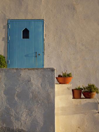 Gozo, Malta, Europe, a Residential House Near the Sea