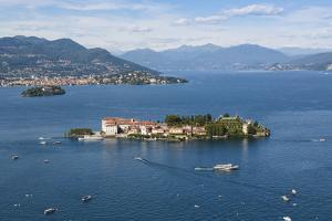 Isola Bella, Lake Maggiore, Italy by Ken Welsh