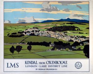 Kendal from Oxenholme