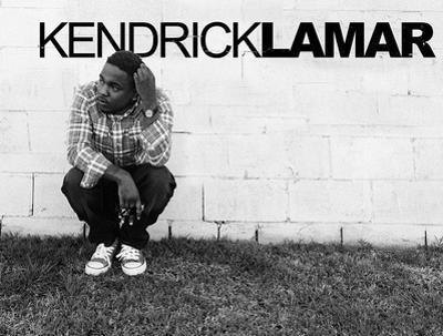 Kendrick Lamar Music Poster