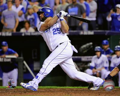 Kendrys Morales three-run Home Run Game 5 of the 2015 American League Division Series