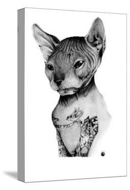 Good Kitty by Kenn Olsen
