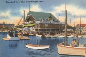 Kennebunk River Club, Kennebunk Port