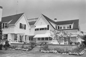 Kennedy Summer Home in Hyannisport