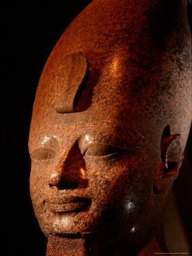 Amenhotep III, Luxor Museum, New Kingdom, Egypt by Kenneth Garrett