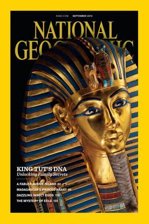 Cover of the September, 2010 National Geographic Magazine