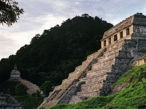 Palenque, Chiapas, Mexico by Kenneth Garrett