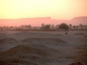 Pharaoh Akhenaten, Tel el Amarna, Amarna, Egypt by Kenneth Garrett