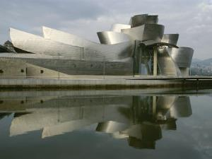 The Guggenheims Bilbao Museum, Frank Gehrys Abstract Masterpiece by Kenneth Garrett
