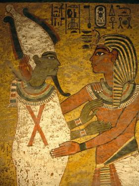 Tomb King Tutankhamun, Valley of the Kings, Egypt by Kenneth Garrett