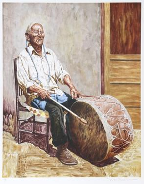 Drummer Man of Tonse by Kenneth M. Freeman