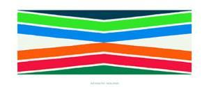 Zone Tropicale, c.1964 by Kenneth Noland