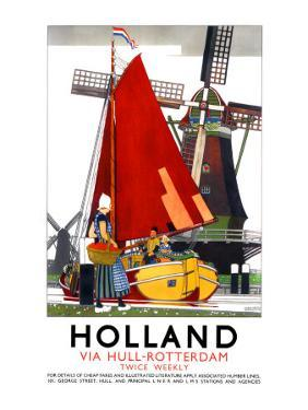 Holland by Kenneth Shoesmith