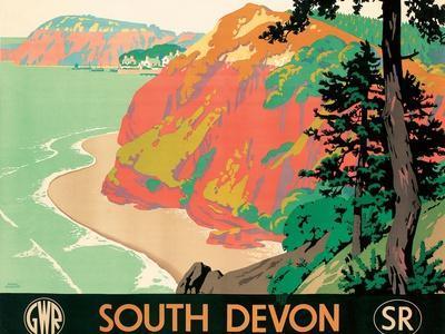 Seaton, Devon, 1930