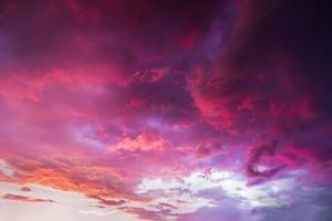Glorious Evening Sky by KennethKeifer