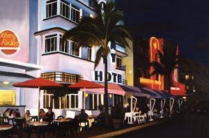 The Boulevard by Kenny Beberman