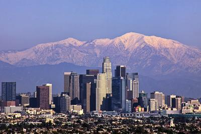 Cityscape, Los Angeles by kenny hung photography