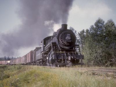 Duluth and Northeastern Railroad 2-8-0 Steam Locomotive No.27