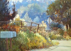 Morning Mist by Kent Wallis